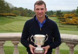 Бизнес или хобби: Андрей Шевченко выиграл турнир по гольфу в Британии