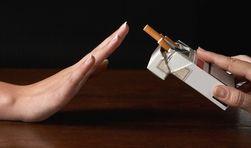 Отказ от курения способствует повышению зарплаты – экономисты США