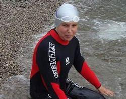 В ДТП погибла Ольга Пашолок – безногая украинка, первой переплывшая Босфор