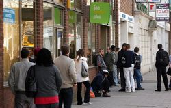 Греция: Безработица бьет исторические рекорды