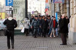 В Петербурге — массовые задержания мигрантов, неспособных поделить базары