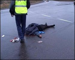 Сотрудник полиции насмерть сбил пешехода в городе Алматы