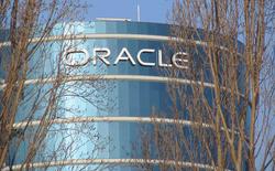 Oracle Corp нарастила квартальную прибыль на 18 процентов