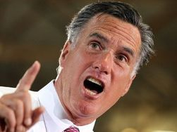 Ромни станет кандидатом на пост президента США от республиканцев