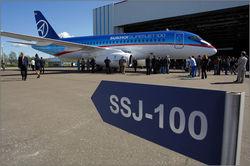 Фантасмагория: на базе SSJ 100 будут создавать лайнер уже на 140 мест