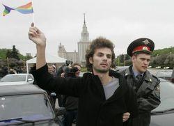 Московская полиция отпустила задержанных