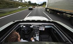 Калифорния разрешила использовать автомобили с автопилотом
