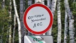 Защитника Химкинского леса жестоко избили в Подмосковье