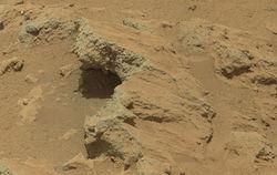 Curiosity нашел следы ручья на Марсе. Но была ли это вода?