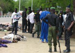 Количество погибших в Нигерии увеличилось до 36 человек