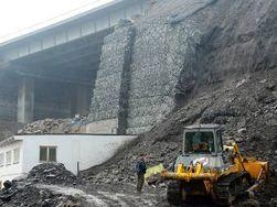 Разрушенный участок «дороги к АТЭС» полностью восстановлен