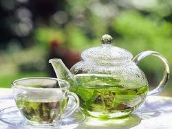 Зеленый чай заранее предотвратит болезнь Альцгеймера