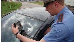 """ГИБДД РФ назвала авто с тонированными стеклами """"вне закона"""""""