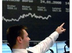 В Европе выросли основные фондовые индексы