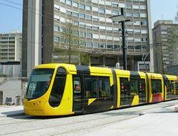 «Домодедово Транс Девелопмент» предложен проект линии скоростного трамвая