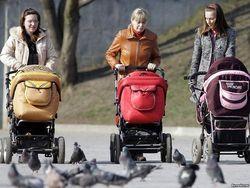 В Украине стали больше рождаться и меньше умирать