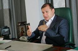 Михаил Добкин отреагировал на слова народного депутата от ВО Свобода эмоциями