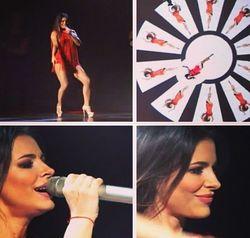 PR в шоу-бизнесе: Ани Лорак поразила публику выступлением в стиле Beyoncе