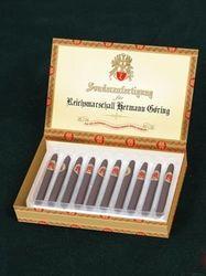 В Великобритании на аукцион выставили сигары рейхсмаршала Германа Геринга
