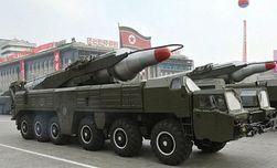 С Северной Кореи произведен второй за день пуск ракеты малого радиуса действия