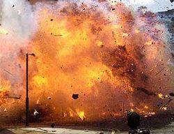 7 пострадавших от взрывов в Днепропетровске все ещё находятся в больницах