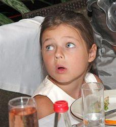 Семилетнюю дочь Анастасии Волочковой повесткой вызывают в полицию