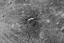 """Меркурий обновил """"лицо"""" через 500 млн. лет после возникновения"""