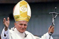 Полиция Рима задержала двойника Папы Римского Ионна Павла II