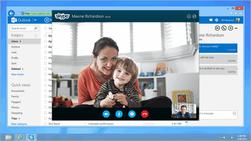 По Skype теперь можно звонить через Outlook