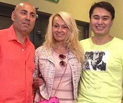 Пригожин и Давлетяров выиграли пари на похудание у Яны Рудковской