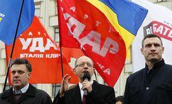 С освобождением Луценко оппозиция почувствовала прилив сил — Яценюк