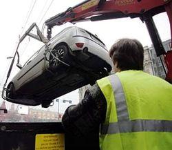 В Украине штрафплощадки стали золотыми для владельцев автомобилей