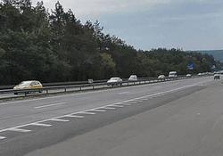 Для ремонта 60-километрового отрезка трассы Киев - Одесса выделили 2 млрд грн.