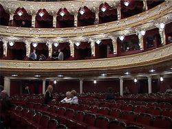 Оперная труппа Большого театра сегодня впервые выступит в Израиле