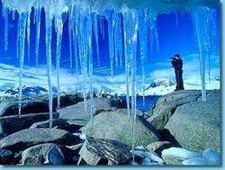 Голландские ученые о взаимосвязи глобального потепления и льдами в Антарктике