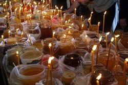 Сегодня православные празднуют медовый Спас