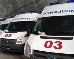 В Тернополе мальчик упал с аттракциона и сломал позвоночник