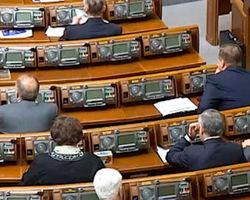 Нардепы, не голосовавшие за отставку Азарова, отделались предупреждениями