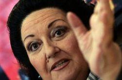 Монсеррат Кабалье не признает провокации в разжигании вражды и скандала
