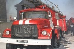 На Донбассе произошел пожар на крупном химкомбинате