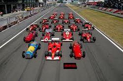 Гонки «Формула 1»