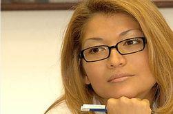 Гульнара Каримова неоднозначно отозвалась о своем будущем президентстве