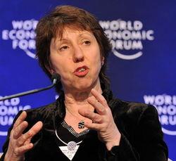 Кэтрин Эштон: Ситуация в Сирии критическая