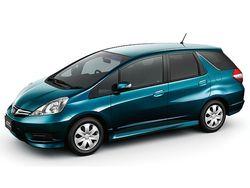 Honda предлагает новый универсал