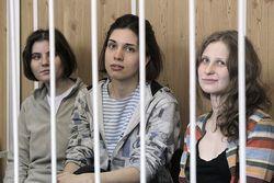 Pussy Riot: Годовщина скандального молебна и свобода слова в России