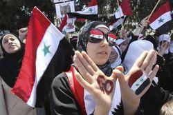 Сирия не выполняет обязательств по мирному урегулированию конфликта