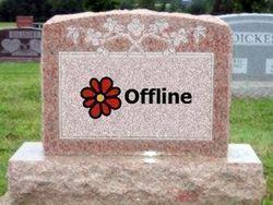 Twitter будет публиковать сообщения умерших
