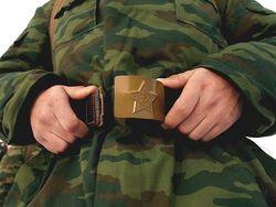 В российскую армию призовут назад 55 тысяч мичманов и прапорщиков