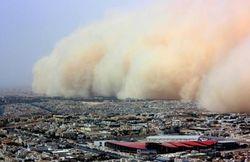 В Израиле началась мощная песчаная буря - выводы экологов