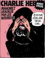 Charlie Hebdo с карикатурами на пророка Мухаммеда выйдет повторно